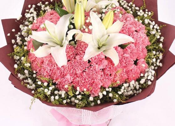 生日送什么花?女性朋友生日送什么花